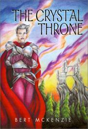 Cover of: The Crystal Throne | Bert McKenzie