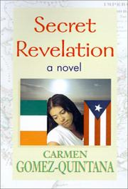 Cover of: Secret Revelation