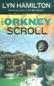 Cover of: The Orkney scroll