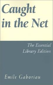 Cover of: Caught in the Net (Essential Library)
