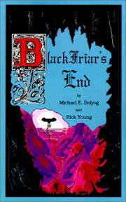 Cover of: Black Friar