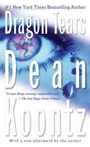 Cover of: Dragon Tears |