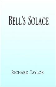 Cover of: Bell's Solace