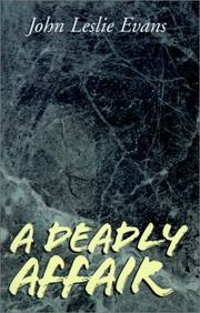 Cover of: Deadly Affair