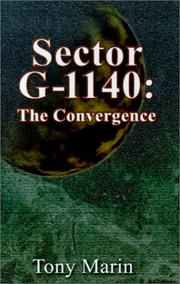 Cover of: Sector G-1140 | Tony Marin