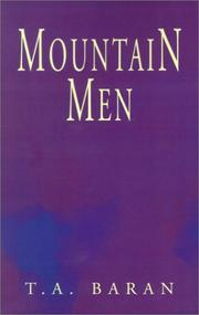 Cover of: Mountain Men | T. A. Baran
