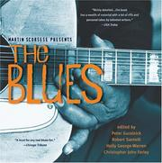 Cover of: Martin Scorsese Presents The Blues | Peter Guralnick
