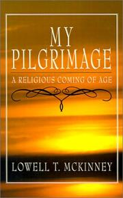 Cover of: My Pilgrimage