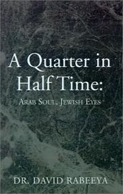 Cover of: Quarter in Half Time