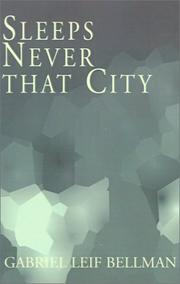 Cover of: Sleeps Never That City