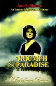 Cover of: Triumph in Paradise