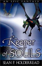 Cover of: Keeper of Souls | Sean Holderread
