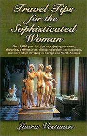 Cover of: Travel Tips for the Sophisticated Woman