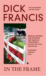 Cover of: In the Frame