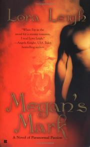 Cover of: Megan's Mark (The Breeds, Book 1)