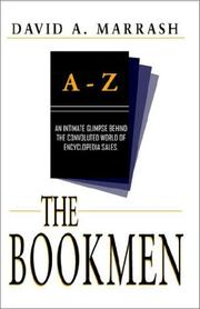 Cover of: The Bookmen | David Anthony Marrash