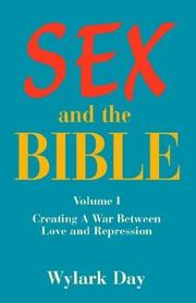 Cover of: Sex and the Bible