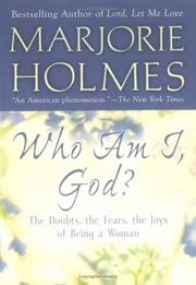 Cover of: Who am I, God?