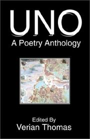Cover of: Uno
