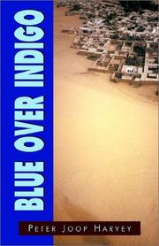 Cover of: Blue over Indigo | Peter Joop Harvey