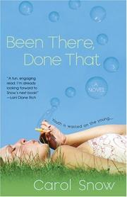Cover of: Been There, Done That