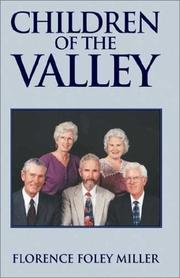 Cover of: Children of the Valley