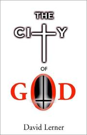 Cover of: The City of God | David Lerner