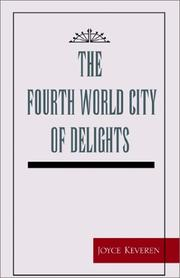 Cover of: The Fourth World City of Delights | Joyce Keveren