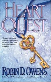 Cover of: Heart Quest (Celta