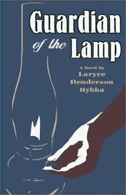 Cover of: Guardian of the Lamp | Laryce Henderson Rybka
