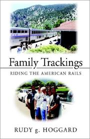 Cover of: Family Trackings | Rudy G. Hoggard