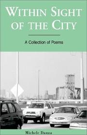 Cover of: Within Sight of the City | Michele Danza
