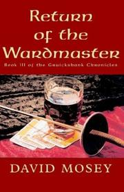 Cover of: Return of the Wardmaster