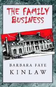 Cover of: The Family Business | Barbara Faye Kinlaw