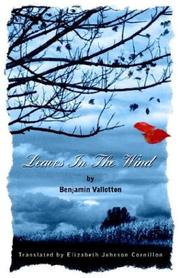 Cover of: Leaves in the Wind