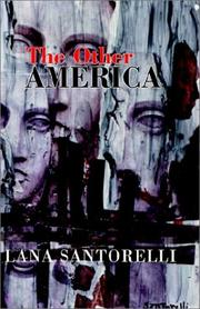 Cover of: The Other America | Lana Santorelli