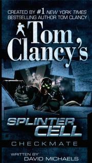 Cover of: Tom Clancy's Splinter Cell