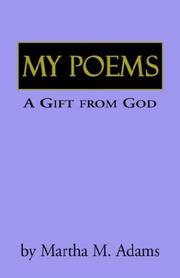 Cover of: My Poems