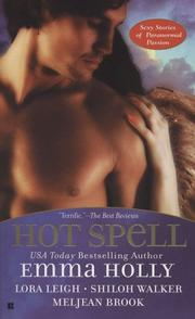 Cover of: Hot Spell