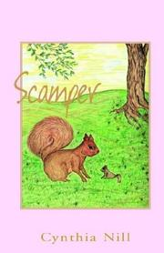 Cover of: Scamper | Cynthia Nill