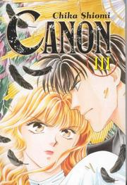 Cover of: Canon
