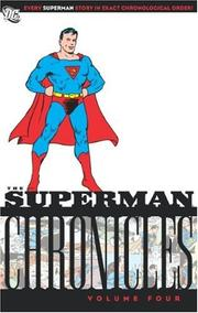 Cover of: Superman Chronicles, The