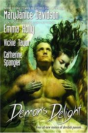 Cover of: Demon's Delight