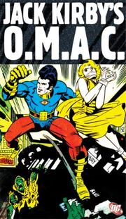 Cover of: Jack Kirby