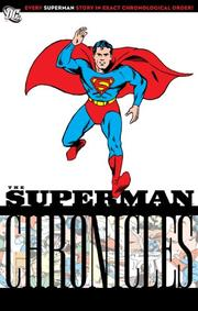 Cover of: Superman Chronicles VOL 5
