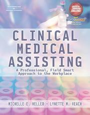 Cover of: Clinical medical assisting by