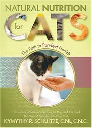 Cover of: Natural Nutrition for Cats