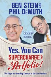 Cover of: Yes, You Can Supercharge Your Portfolio! | Ben Stein