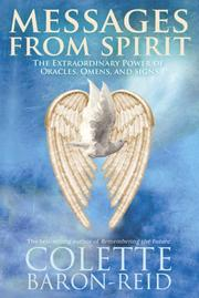Cover of: Messages From Spirit