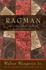 Cover of: Ragman - reissue | Walter Wangerin